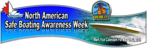 NA Safe Boating Awareness Week Banner