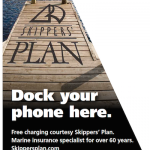 Docking Stations | Toronto Boat Show | Sponsored by Skippers' Plan